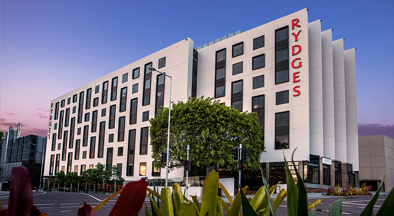 projects - rydges
