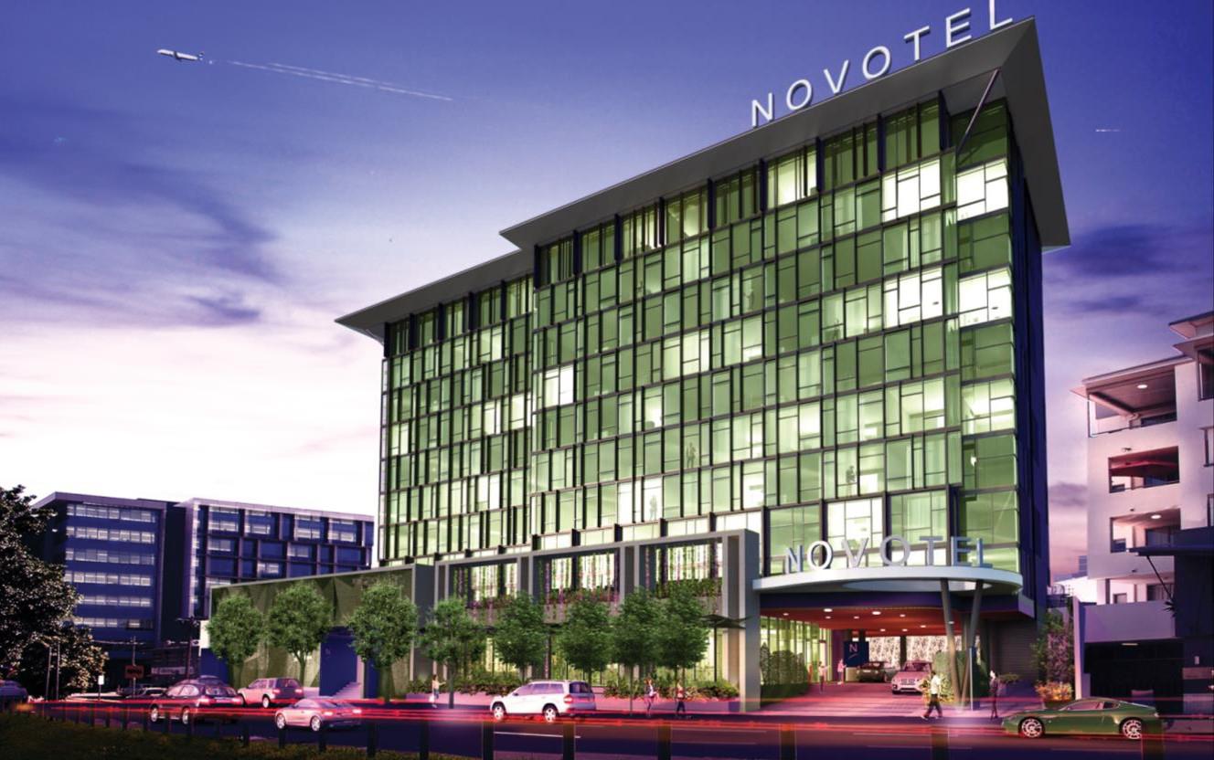 Novotel Hotel Southbank