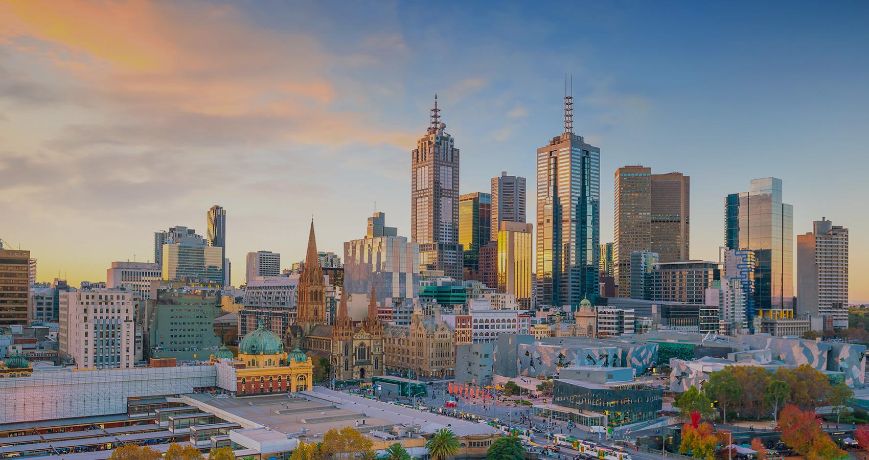 Servicing Melbourne