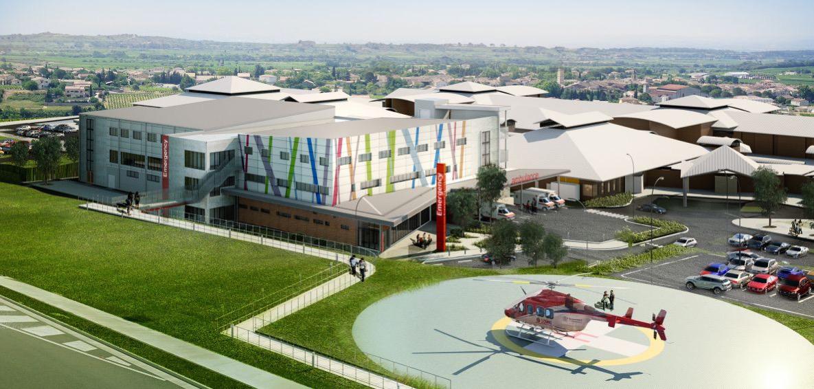 projects - hervey bay hospital