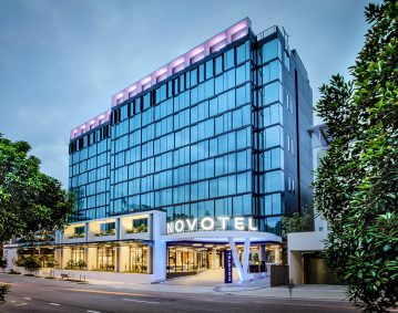 projects - novotel